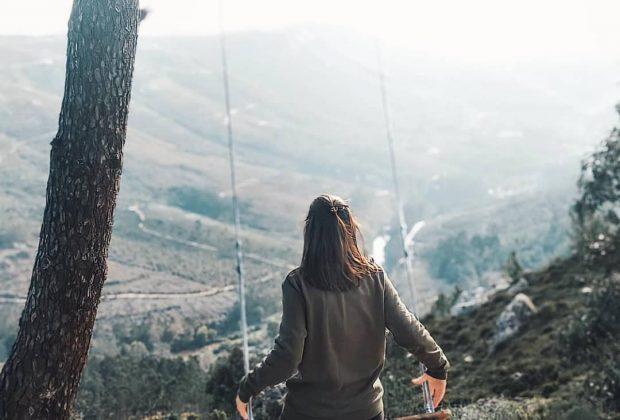 Baloiço do Monte de Santa Justa